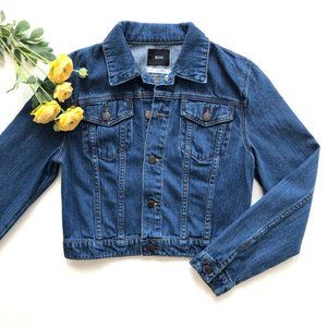 2/$25 BDG Urban Outfitters • Cropped Denim Jacket